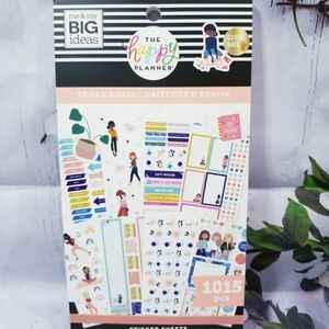 Squad Goals Sticker Book The Happy Planner New